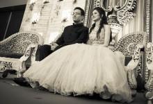 Przygotowanie do sesji ślubnej